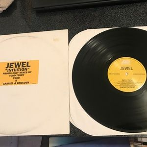 "atlantic Other - jewel intuition 7 remixes dj promo 2 12"" set"